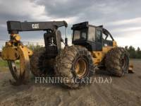 Equipment photo CATERPILLAR 545C EXPLOITATION FORESTIÈRE - DÉBARDEURS 1