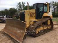 CATERPILLAR TRACTOREN OP RUPSBANDEN D6NXL equipment  photo 1