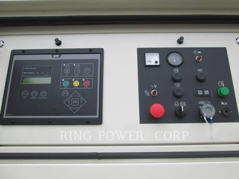 CATERPILLAR PORTABLE GENERATOR SETS XQ 200 equipment  photo 5