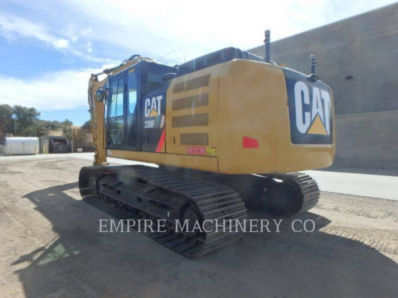 CATERPILLAR トラック油圧ショベル 330FL ST P equipment  photo 3