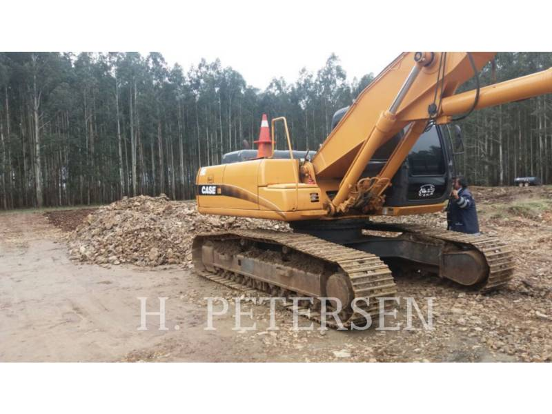 CASE TRACK EXCAVATORS CX 240 LC equipment  photo 3