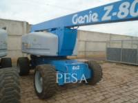 GENIE INDUSTRIES  ACCESS PLATFORM Z-80/60JRT equipment  photo 2