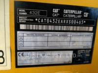 CATERPILLAR BACKHOE LOADERS 432E equipment  photo 12