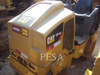 Equipment photo CATERPILLAR CB14B TAMBOR DOBLE VIBRATORIO ASFALTO 1