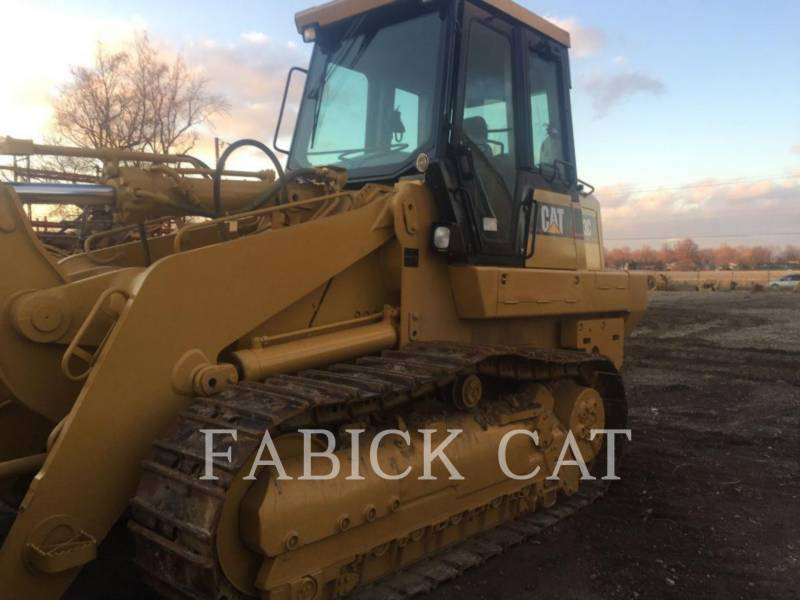 CATERPILLAR KETTENLADER 963C equipment  photo 1