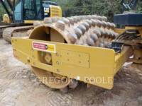 CATERPILLAR VIBRATORY SINGLE DRUM PAD CP-54B equipment  photo 15