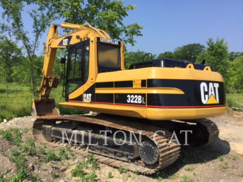 Caterpillar EXCAVATOARE PE ŞENILE 322B L equipment  photo 3