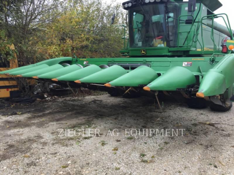 DEERE & CO. Rabatteurs 608C equipment  photo 1
