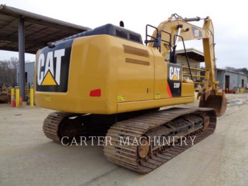 CATERPILLAR EXCAVADORAS DE CADENAS 330F 10 equipment  photo 4