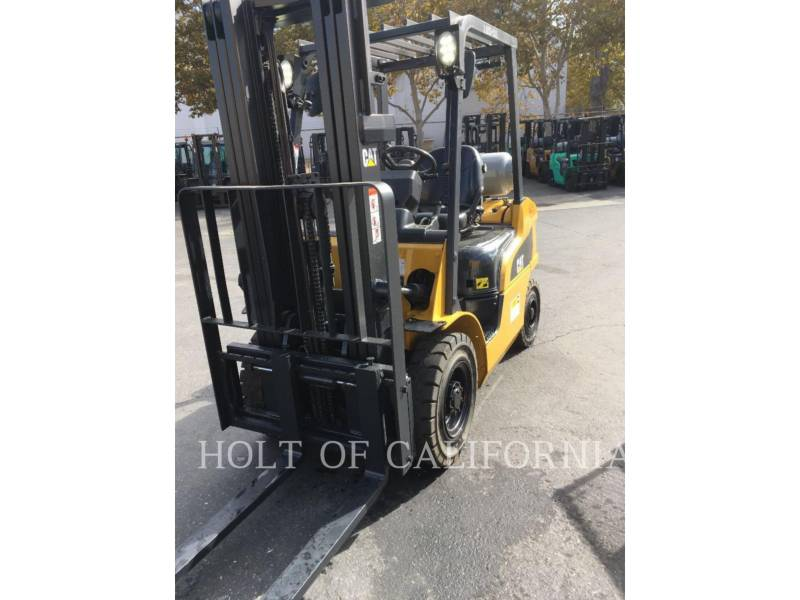 CATERPILLAR MITSUBISHI FORKLIFTS GP25N5-LE equipment  photo 1