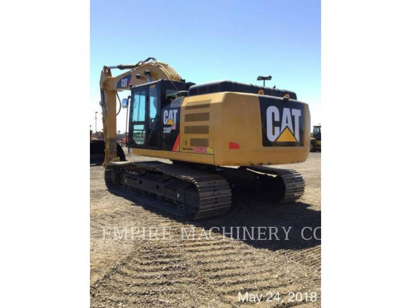 CATERPILLAR トラック油圧ショベル 330FL    P equipment  photo 4