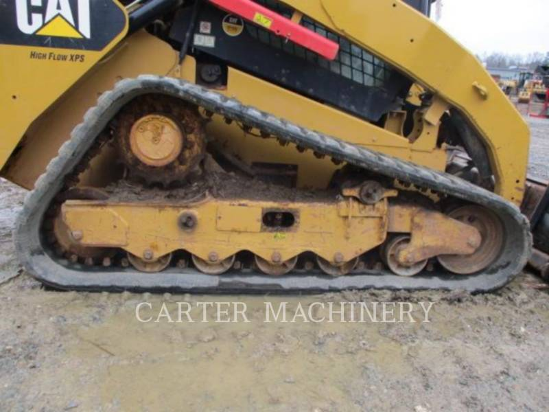 CATERPILLAR SKID STEER LOADERS 299D ACHF equipment  photo 6