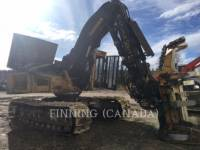 TIGERCAT FORESTRY - FELLER BUNCHERS - TRACK 870C equipment  photo 2