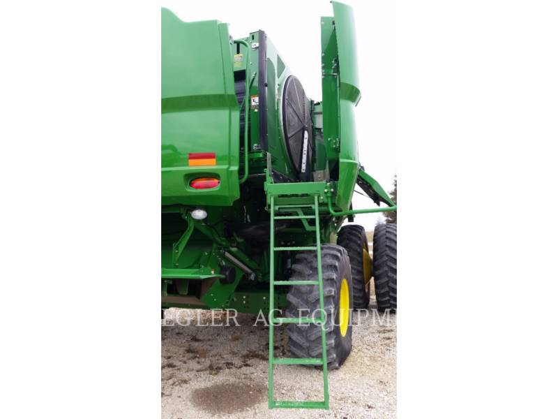 DEERE & CO. COMBINES S680 equipment  photo 14