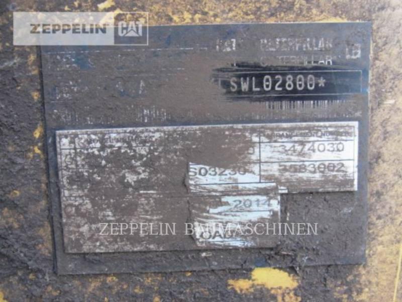 CATERPILLAR RADLADER/INDUSTRIE-RADLADER 938K equipment  photo 5