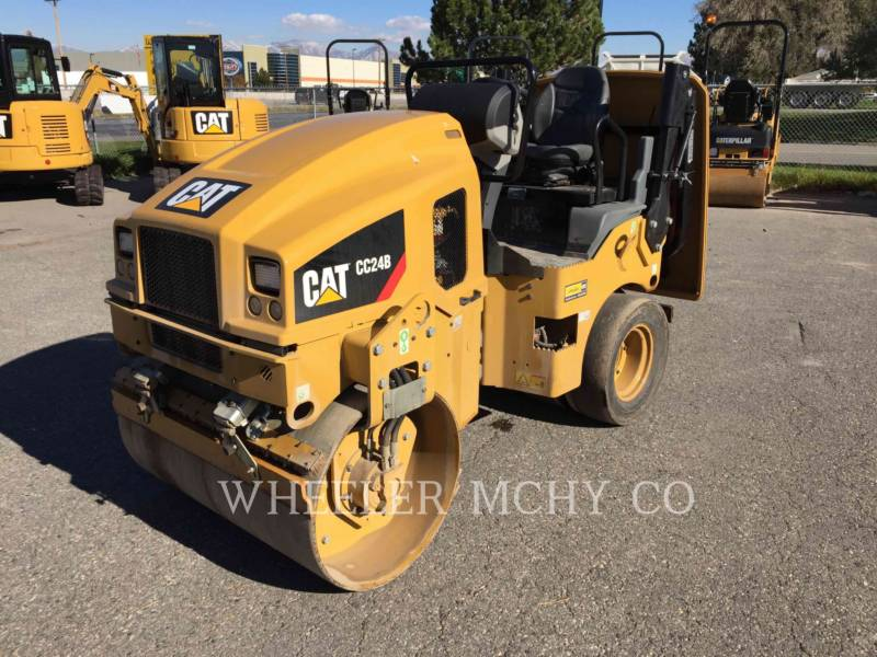 CATERPILLAR COMPACTEURS MIXTES CC24B equipment  photo 2