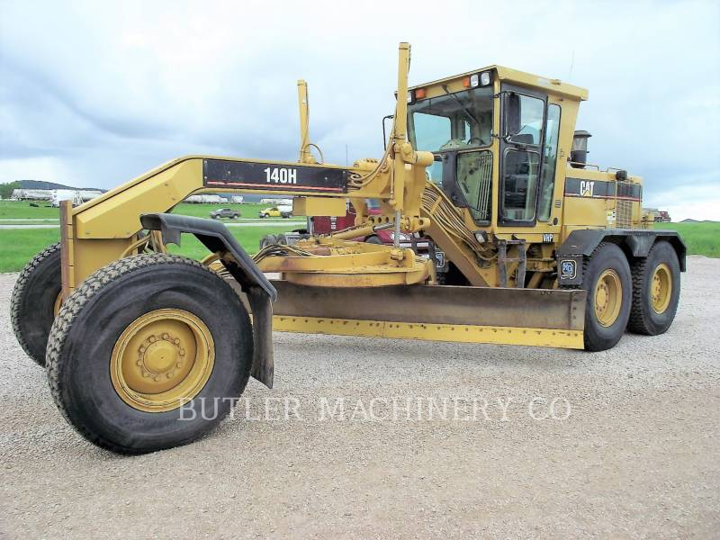 CATERPILLAR MOTORGRADER 140HNA equipment  photo 1