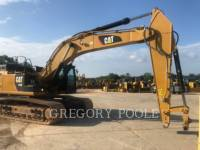 CATERPILLAR KETTEN-HYDRAULIKBAGGER 349E L equipment  photo 2