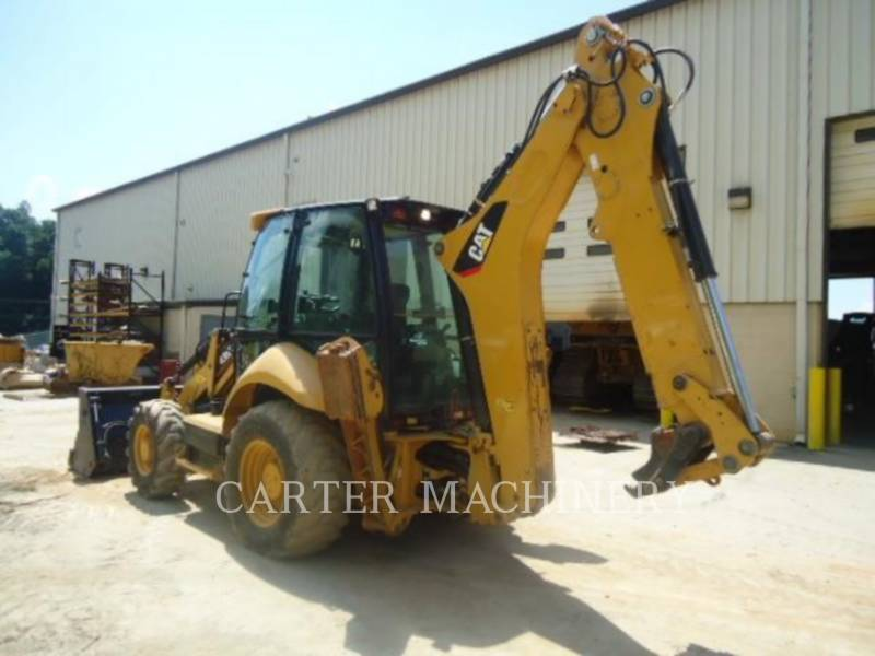 CATERPILLAR BAGGERLADER 430FIT equipment  photo 2
