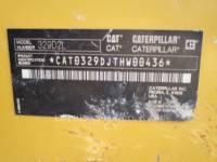 CATERPILLAR KETTEN-HYDRAULIKBAGGER 329D2L equipment  photo 6