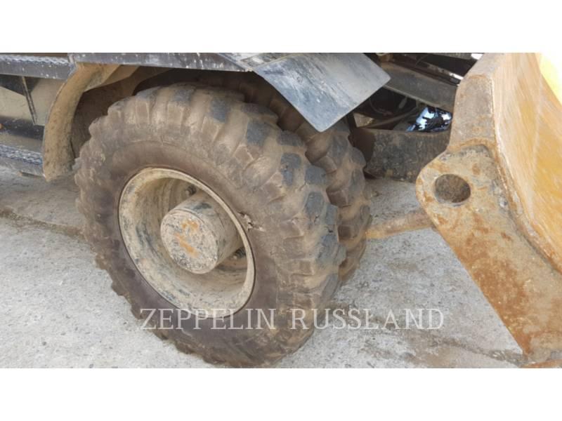 CATERPILLAR WHEEL EXCAVATORS M314F equipment  photo 8