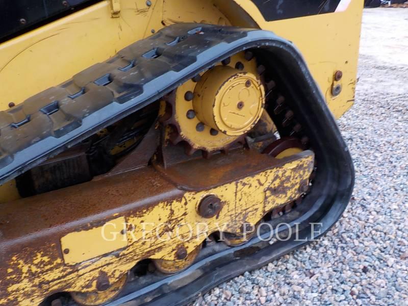 CATERPILLAR CARGADORES MULTITERRENO 279C equipment  photo 17