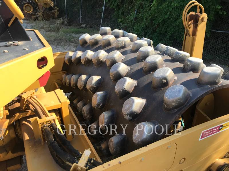 CATERPILLAR VIBRATORY SINGLE DRUM PAD CP44 equipment  photo 9
