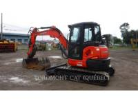 KUBOTA CORPORATION TRACK EXCAVATORS U55 equipment  photo 3