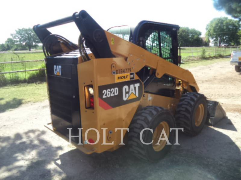 CATERPILLAR MINICARREGADEIRAS 262D CAB equipment  photo 4