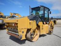 CATERPILLAR ROLO COMPACTADOR DE ASFALTO DUPLO TANDEM CD54 equipment  photo 2