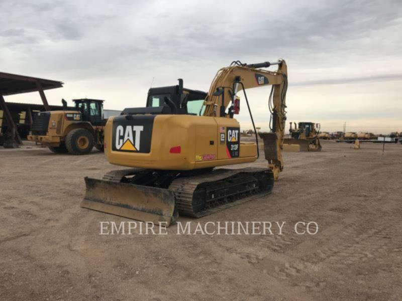 CATERPILLAR TRACK EXCAVATORS 313FL GC P equipment  photo 4