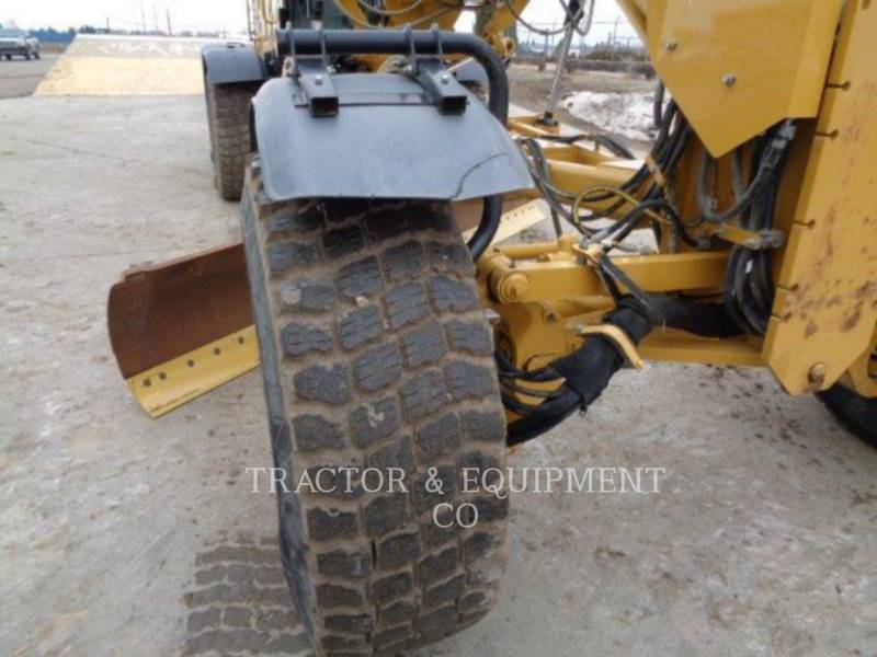 CATERPILLAR MOTORGRADER 160M2 AWD equipment  photo 17
