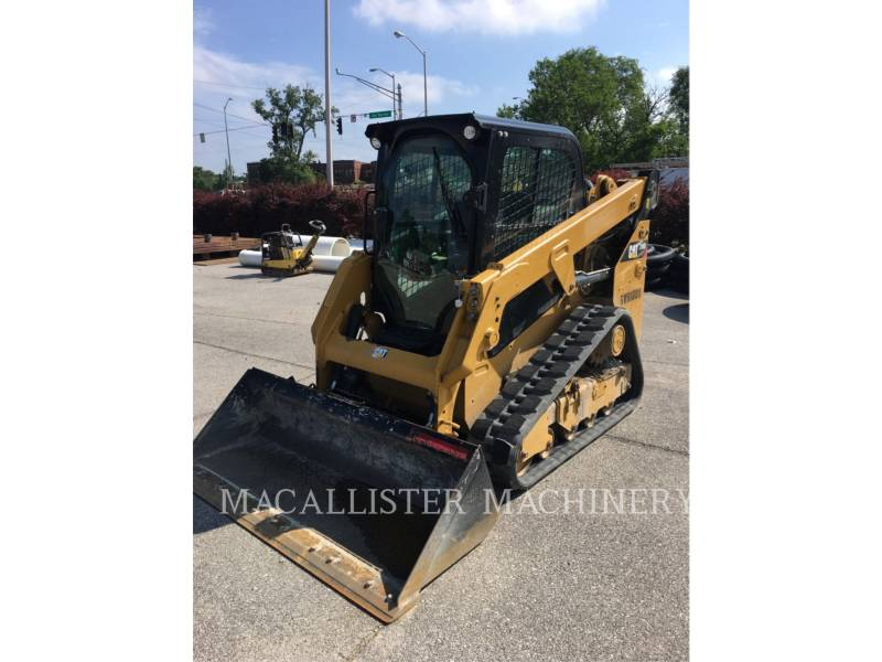 CATERPILLAR CARREGADEIRAS TODO TERRENO 249D equipment  photo 1
