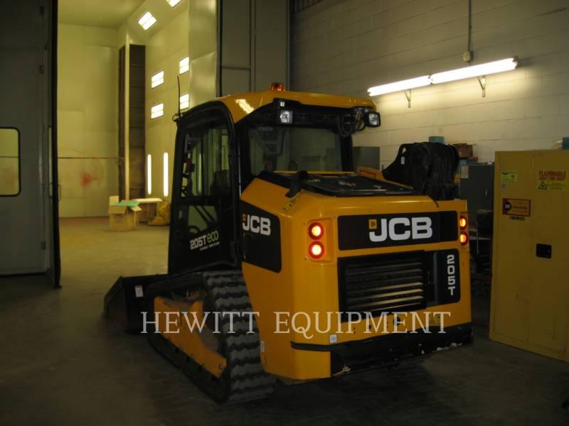 JCB MINICARGADORAS 205T equipment  photo 2