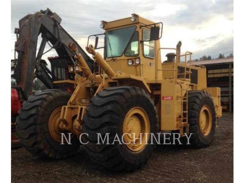 CATERPILLAR CARGADORES DE RUEDAS 988B equipment  photo 1