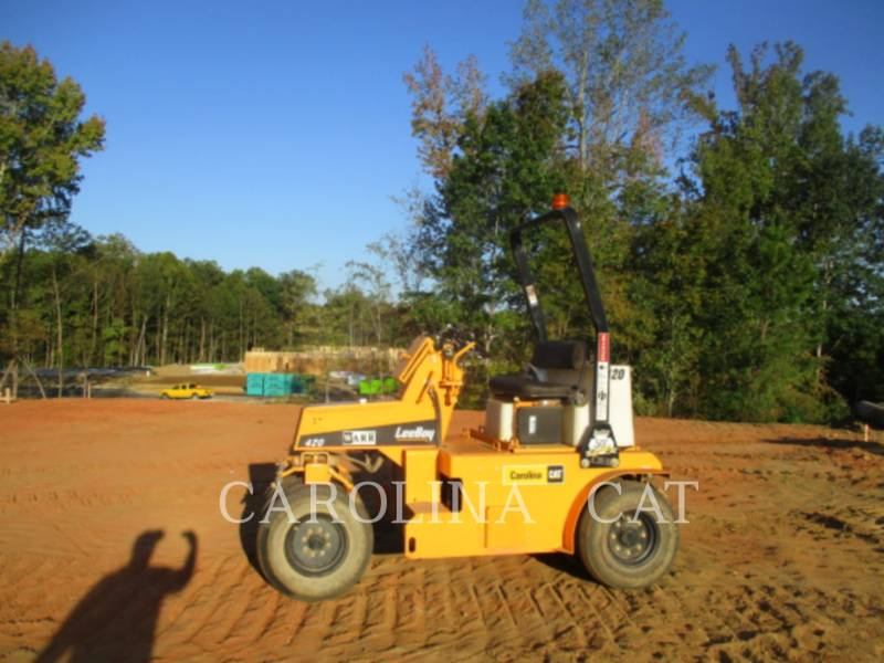 LEE-BOY COMPACTADORES 420 equipment  photo 5