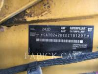 CATERPILLAR MINICARGADORAS 242D C3H2 equipment  photo 5