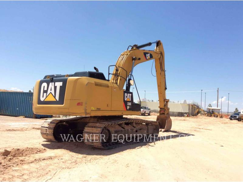 CATERPILLAR ESCAVADEIRAS 336EL H equipment  photo 3