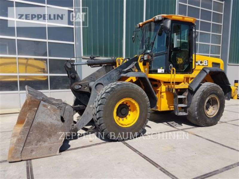 JCB WHEEL LOADERS/INTEGRATED TOOLCARRIERS 426 equipment  photo 1