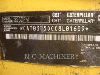 CATERPILLAR MASZYNA LEŚNA 325D FM equipment  photo 5