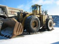 CATERPILLAR PALE GOMMATE/PALE GOMMATE MULTIUSO 992C equipment  photo 2
