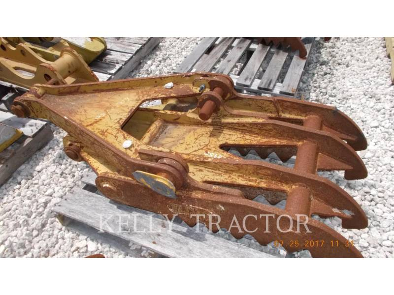 FLECO UL – CAMĂ THUMB FOR 318/320 EXCAVATOR equipment  photo 4