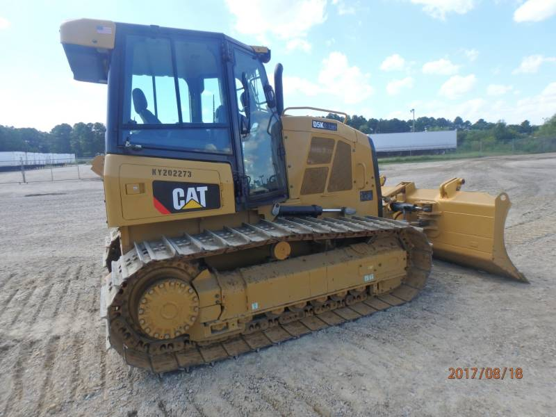 Caterpillar TRACTOARE CU ŞENILE D5K2LGP equipment  photo 4