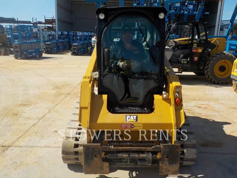 CATERPILLAR CARGADORES MULTITERRENO 259D CAB equipment  photo 3