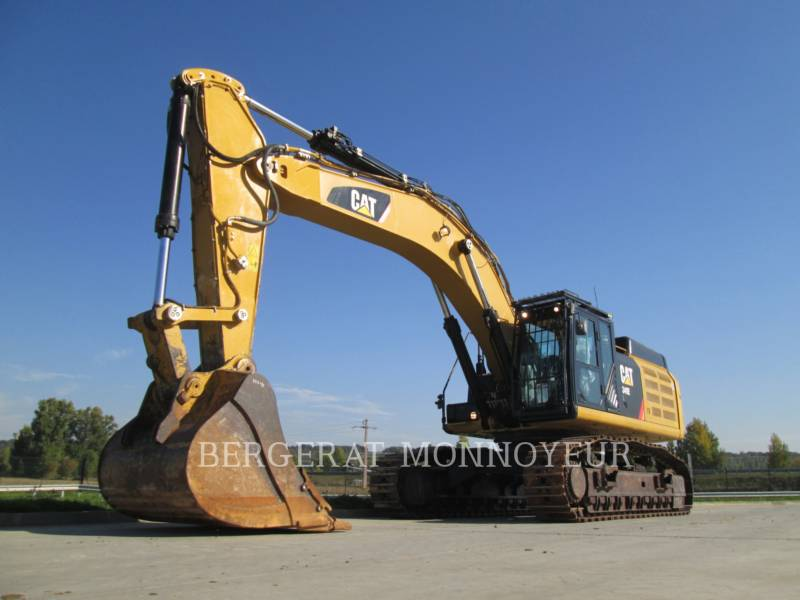 CATERPILLAR KOPARKI GĄSIENICOWE 349E equipment  photo 2