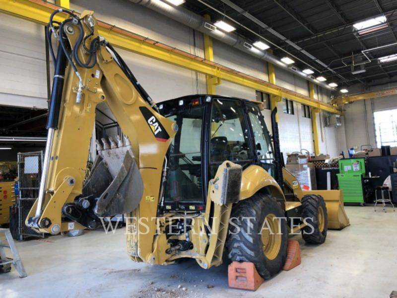 CATERPILLAR BAGGERLADER 420F equipment  photo 4