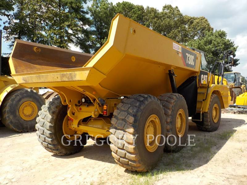 CATERPILLAR CAMIONES ARTICULADOS 730C equipment  photo 9