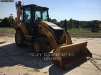 CATERPILLAR RETROESCAVADEIRAS 416F2 equipment  photo 2