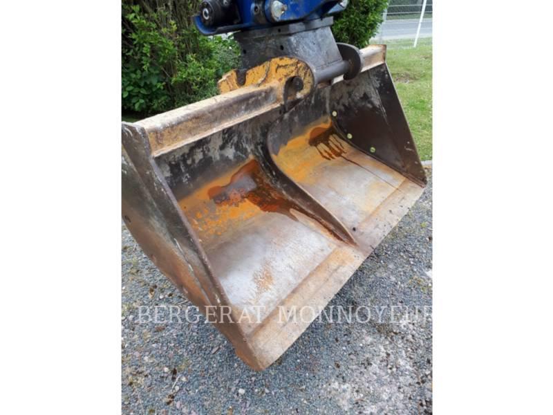 CATERPILLAR TRACK EXCAVATORS 308D equipment  photo 9