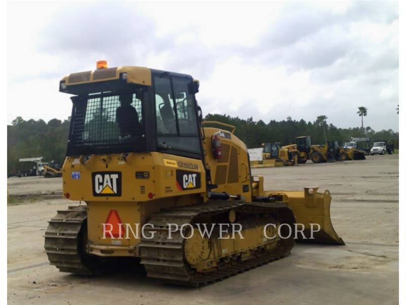 CATERPILLAR ГУСЕНИЧНЫЕ ТРАКТОРЫ D4K2LGPCAB equipment  photo 3